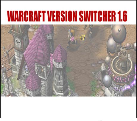 Программа для переключения патчей Warcraft с 1.24d на 1.24e и обратно. Раз